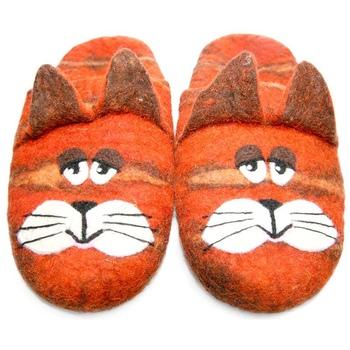 Тапочки Коты