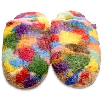 Тапочки цветные
